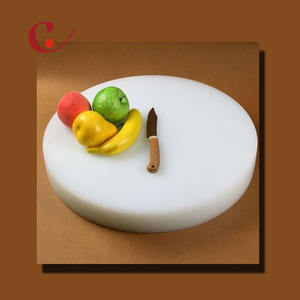 Nylon Sheet Produsen Food Grade Plastik PE Nylon Cutting Board