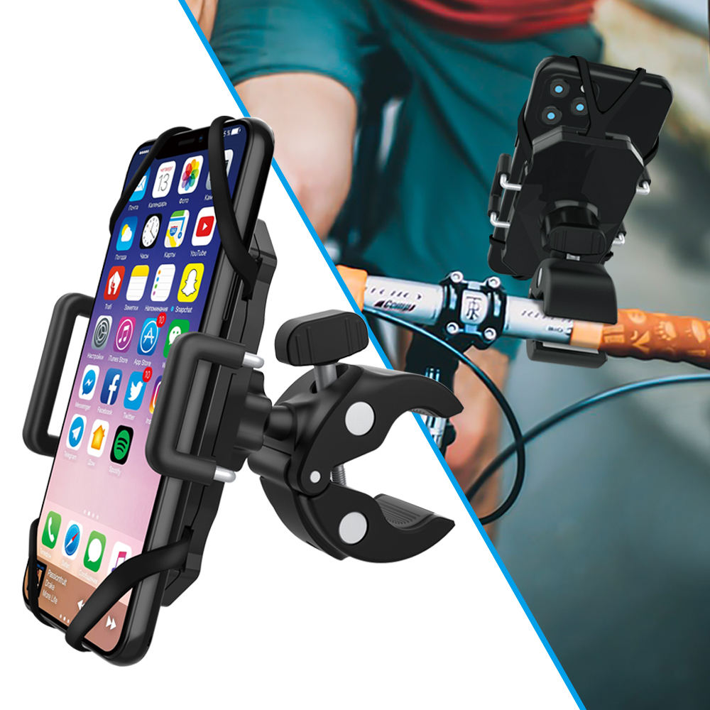 High quality Bicycle Cell phone Bracket full protection bike mount mobile phone holder