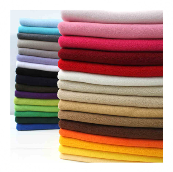 wholesale china manufacturer plaid anti pilling micro polar fleece fabric for blankets