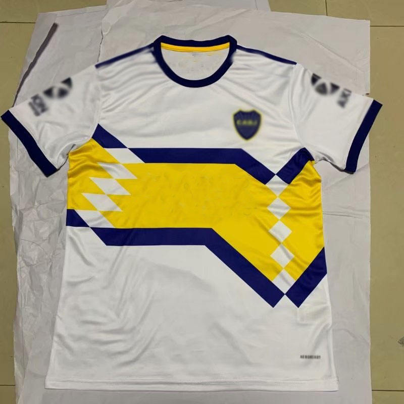 Best price wholesale new 2020 thai quality Sportswear football shirt Camiseta de futbol Argentina boca juniors soccer jersey