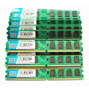Kit (2X 2 GB) PC2-6400 DDR2 800MHz LO-DIMM 200 Pin memoria Kit de actualización