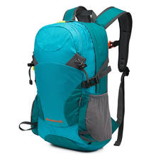 30L travel sports bag Large waterproof outdoor hiking sports backpack