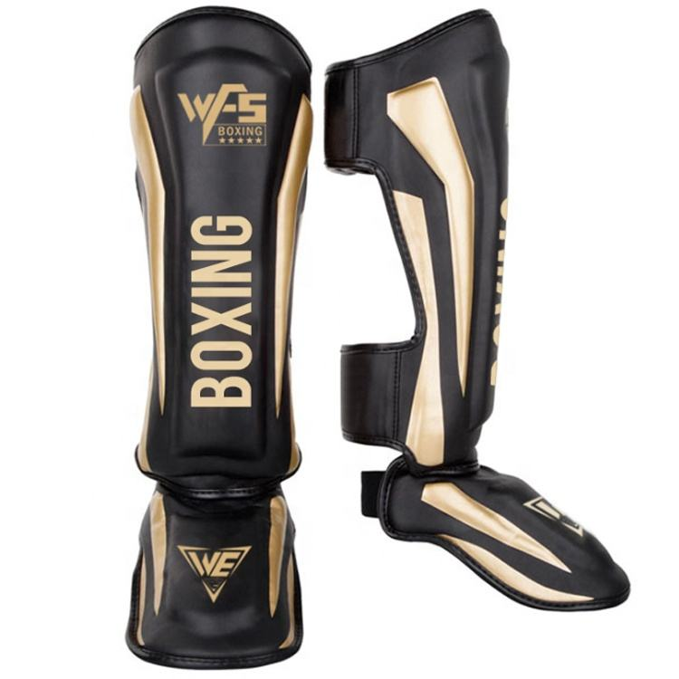 Custom muay thai shin guards boxing shin guard mma shin guards