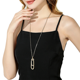 DARA Necklace Long Korea style 2020 fashion jewelry trending necklace