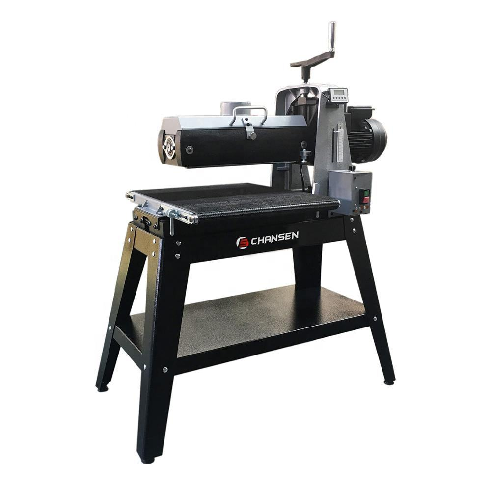 "Item#CVS16B 16"" variable speed woodworking belt drum sander machine"