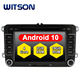 WITSON CAR VIDEO PLAYER FOR VOLKSWAGEN B6 CADDY PASSAT SAGITAR GOLF TOURAN SKODA SEAT CC POLO GOLF 5 CAR AUDIO PLAYER DVD