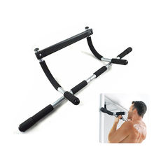 Intop Indoor Multifunctional Exercise Equipment Door Gym Chin Pull Up Bar For Wholesale