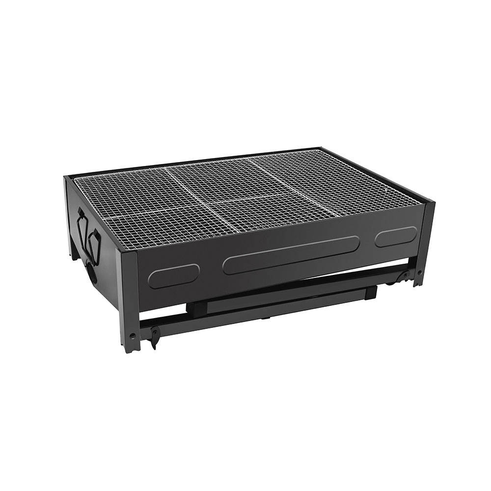 Easy to clean Portable charcoal barbeque grill outdoor barbecue