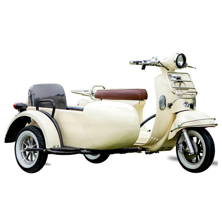 Triciclo <span class=keywords><strong>de</strong></span> tres ruedas <span class=keywords><strong>de</strong></span> 1000w y 1500w, sidecar para bicicleta, Scooter Eléctrico <span class=keywords><strong>Vespa</strong></span>