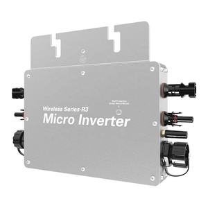 WVC-700 pure sine wave micro inverter on grid 700w grid tied inverter