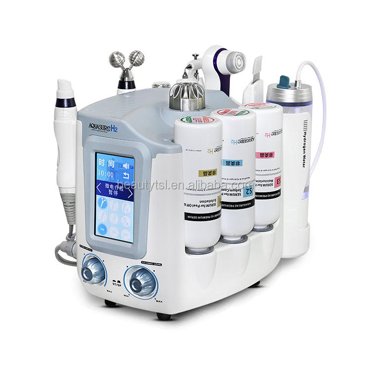6in1 diamond microdermabrasion and water oxygen machine/facial aqua dermabrasion peel/diamond micro dermabrasion