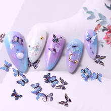DIY manicure 3d butterfly nail art ornament butterfly