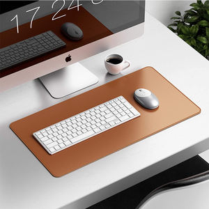 ECO-leather Office Desk Pad Waterproof PU Leather Keyboard Mouse Pad for home gaming