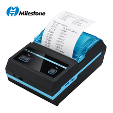 Mini 58mm Portable Android Bluetooth Thermal Receipt Printer mobile POS printer MHT-P5801 58mm Thermal Printer