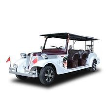 Luxury 12 Passenger Electric Classic Car Club Car For Sale