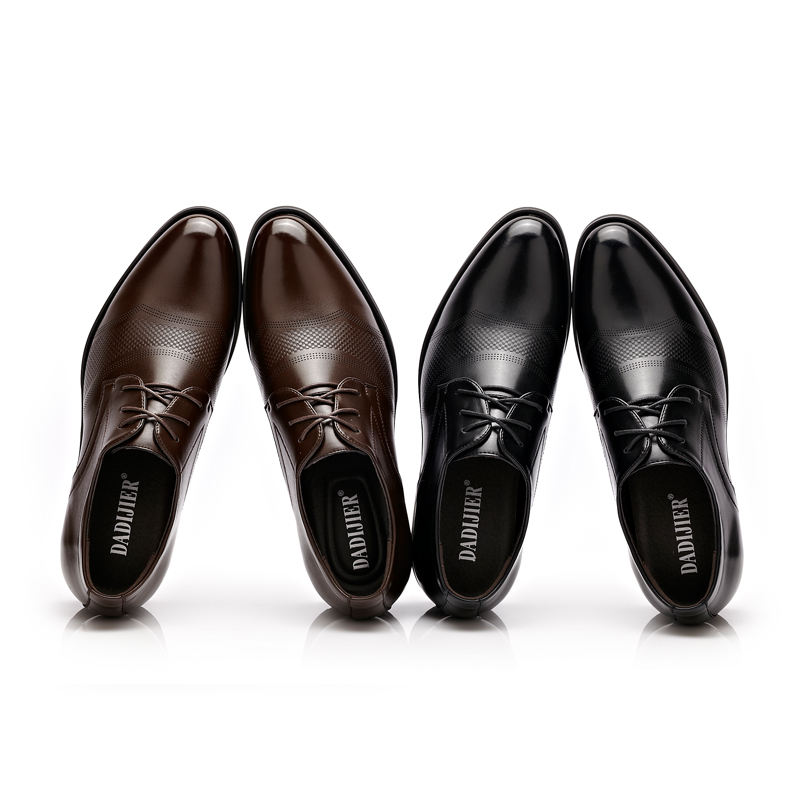 30 years factory formal shoes for men genuine leather men's dress zapatos de cuero para hombres