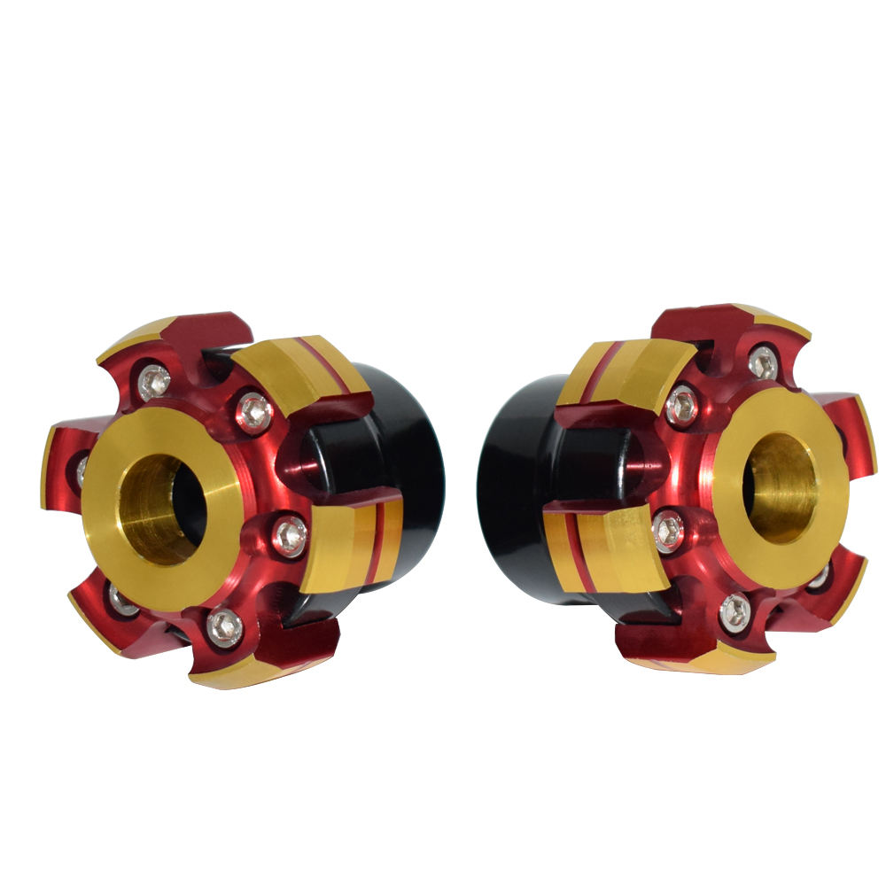 Pair Motorbike Universal Front Wheel Drop Resistance Fork Cup 7 Colors Option