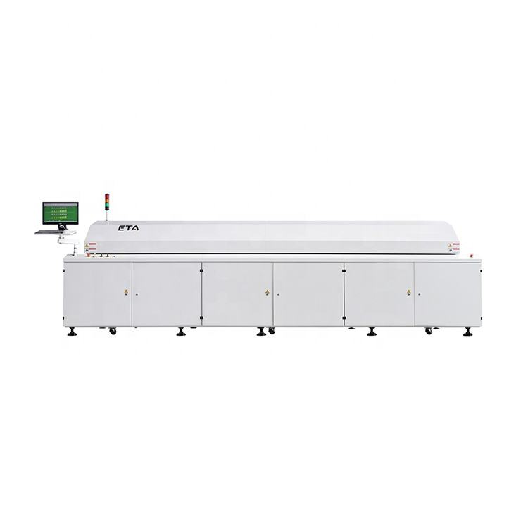 PCB Baking Reflow Oven with Unmatched Flexibility in PCB Board Handling Lyra 733