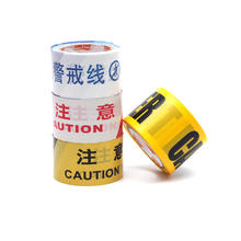 Thermoplastic road warning safety clothing reflective tapes Marking Tape with yellow white