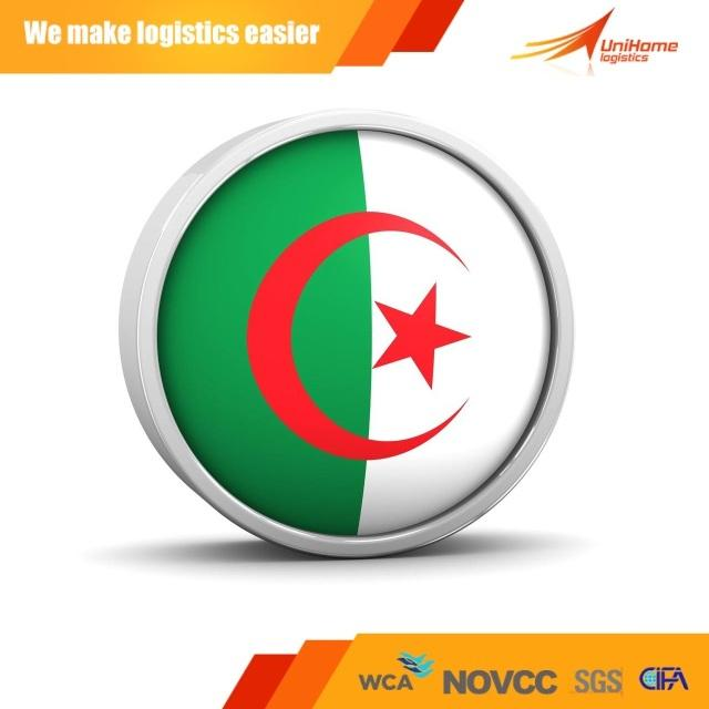 Looking for agent for freight forwarding/shipping company/shipping cost to Algeria