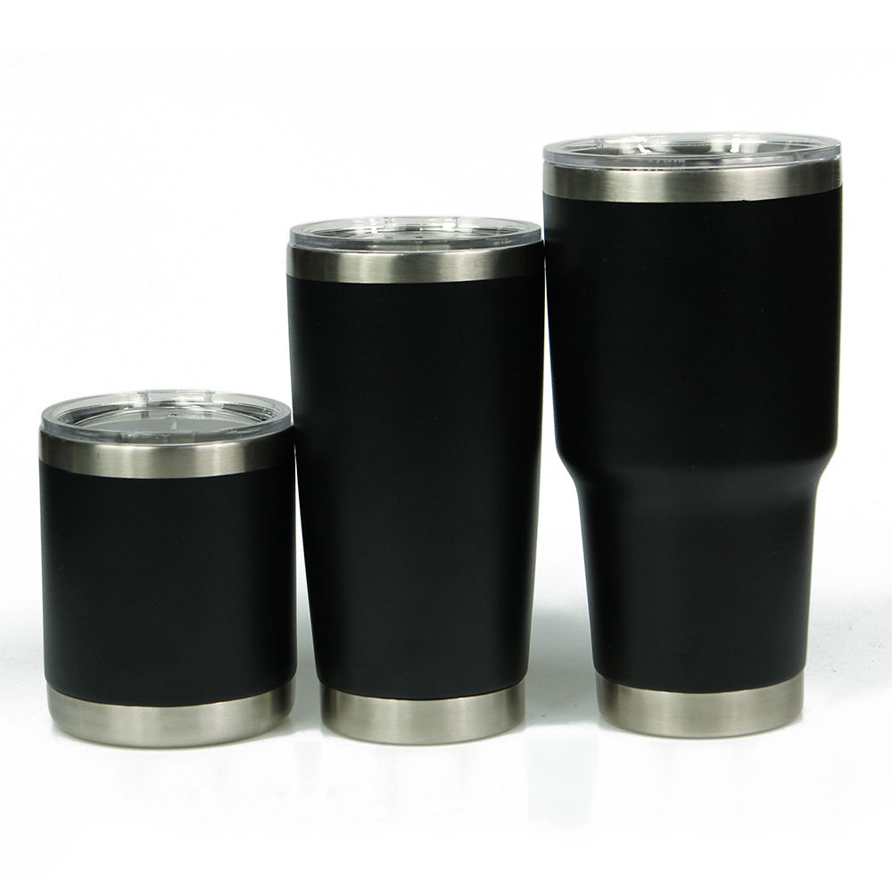 10/20/30 oz China manufacture Double Walled Stainless Steel Tumbler