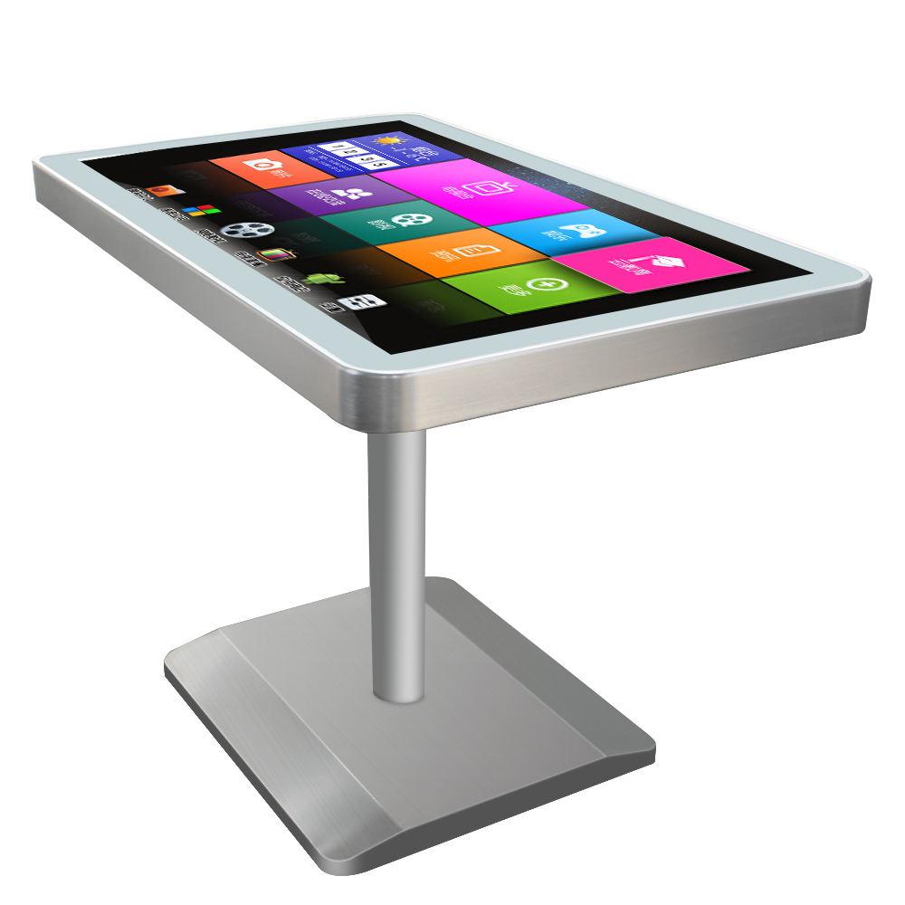 21.5 pollici capacitivo interattivo gioco multi android di windows smart <span class=keywords><strong>LCD</strong></span> touch screen giochi caffè ristoranti da pranzo tavolo di riunione