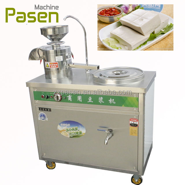 soya bean curd machine for Electric tofu Forming Machine