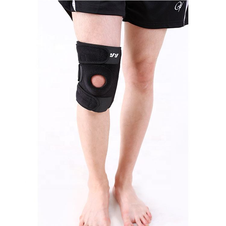 Factory Outlet Knee Brace Strap with Private Label Knee Motorcycle Knee Protector