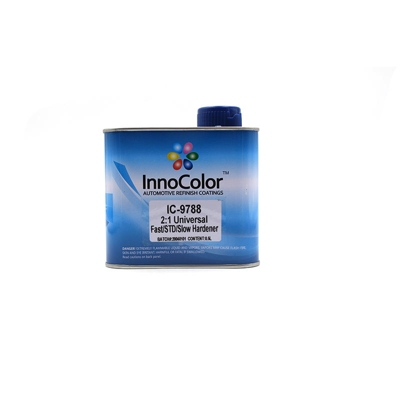 China Manufacturer Promotional Automotive car paint coating colors
