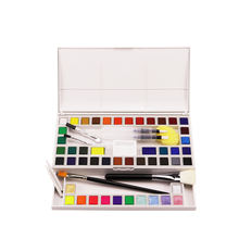 SINOART Best Quality Many Colors Artist Watercolor Paint Set