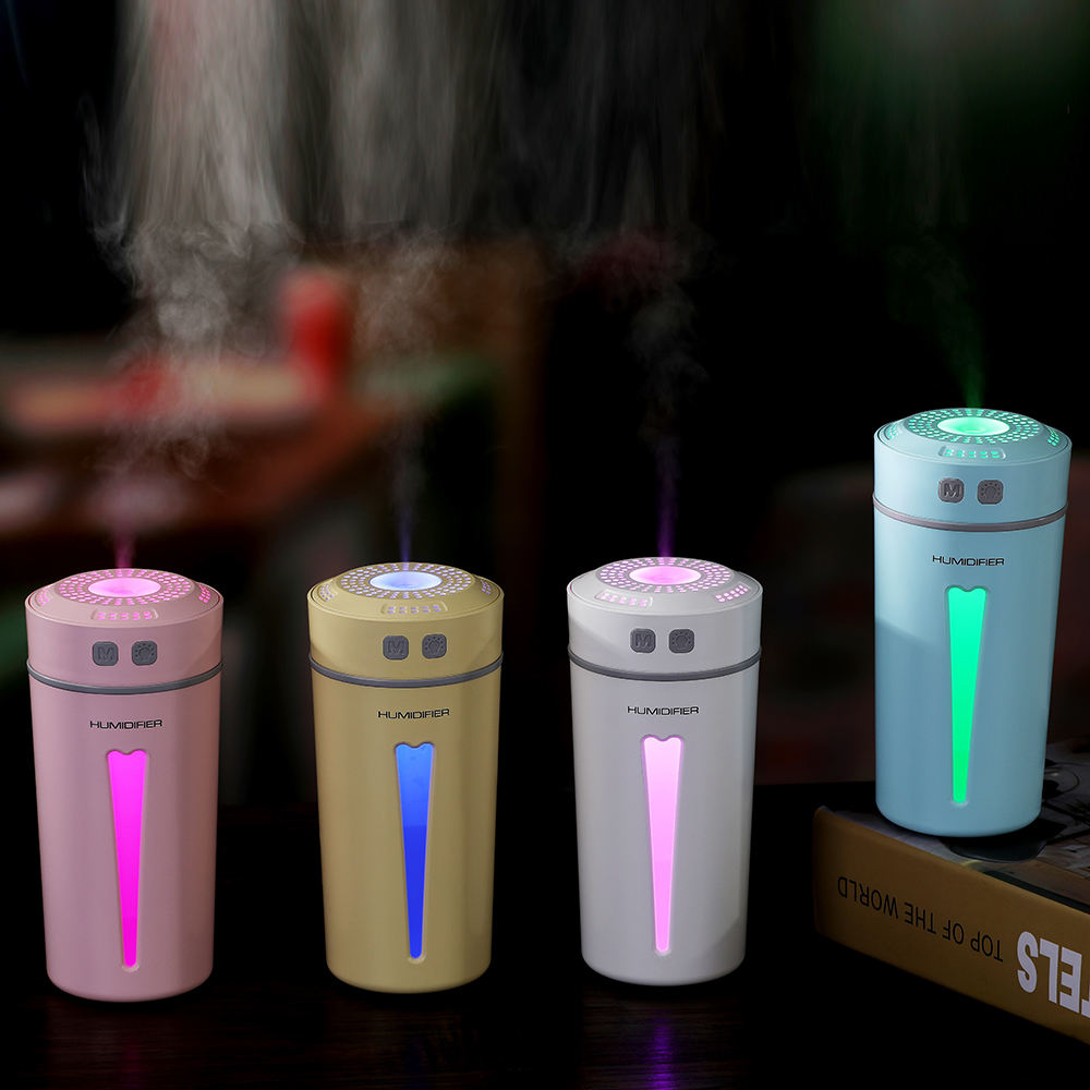 aromatherapy air aroma diffuser ultrasonic humidifier portable tabletop humidifier