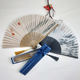 [i Am Your Fans]sufficient Stock! Chinese famous painting Chinese calligraphy hand fan