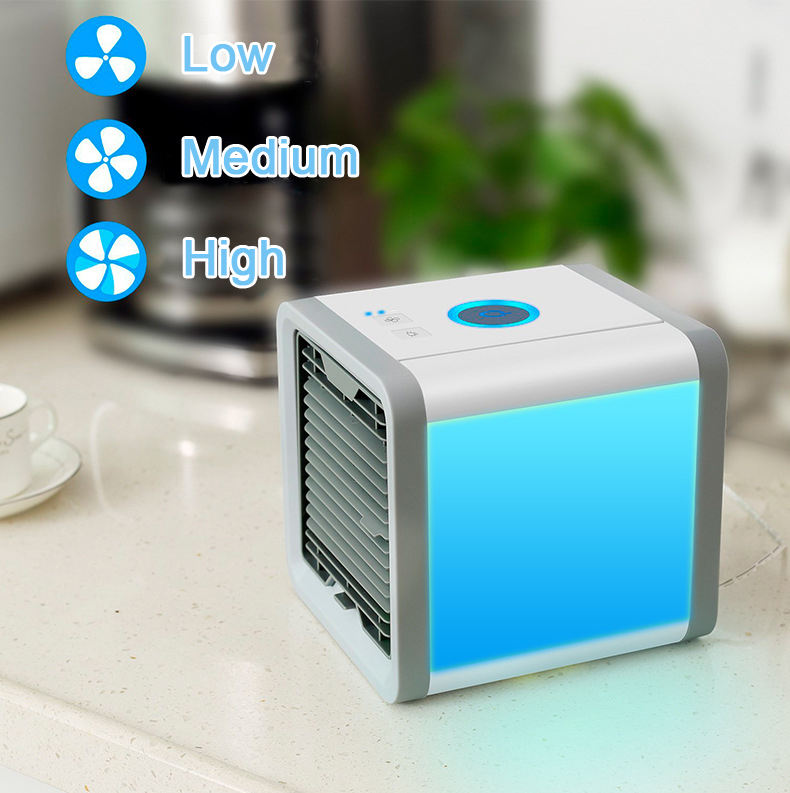 USB AIR Cooler แบบพกพาสำหรับห้อง/พกพา TO anwhere/strong WIND