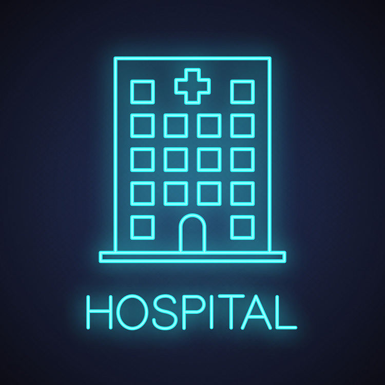Outdoor Led Neon Open Sign Custom made Led Signs Display Neonlightsign Cheap Hospital Neon Lamp