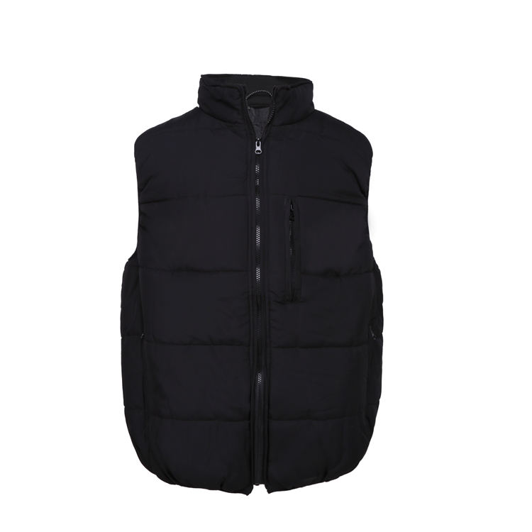 Custom Printed Wholesale Polyester Nylon Waterproof Vest Reporter Waistcoat