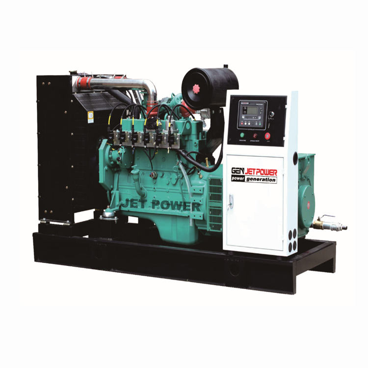 gas engine power generators biogas LPG biomass syngas 12-500 KW natural gas generator price