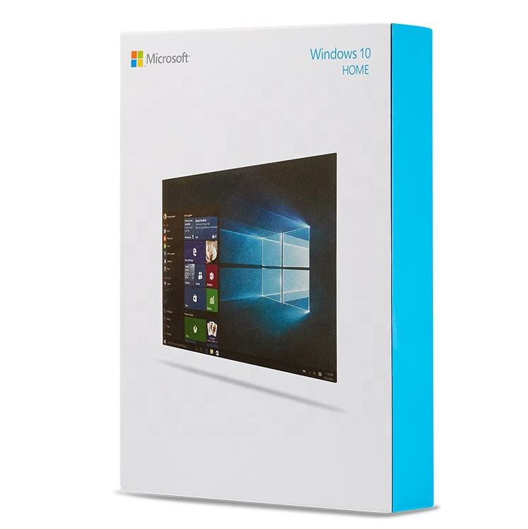 Microsoft Windows 10 home 64 bits Retail Box Package 3.0 USB flash drive Win 10 home computer software