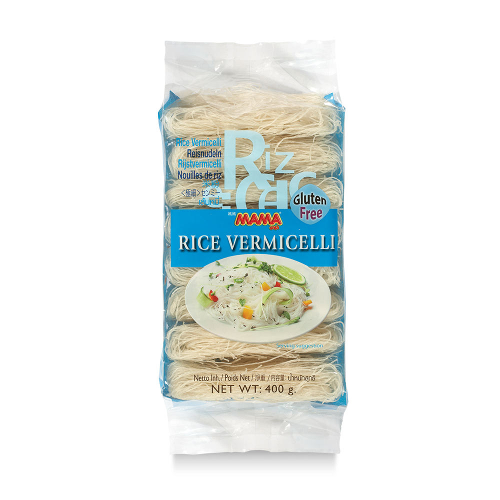 Imported Delicious Mama 400g Brick Instant Rice Vermicelli Noodles