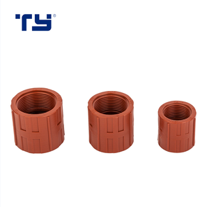 Latin America South America market BROWN RED IPS fittings pph thread fitting