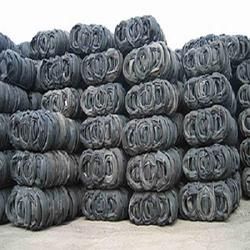 100% Shredded Tyre scrap available