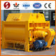 Sddom Brand JS Series Twin Shaft Compulsory cement Concrete Mixer