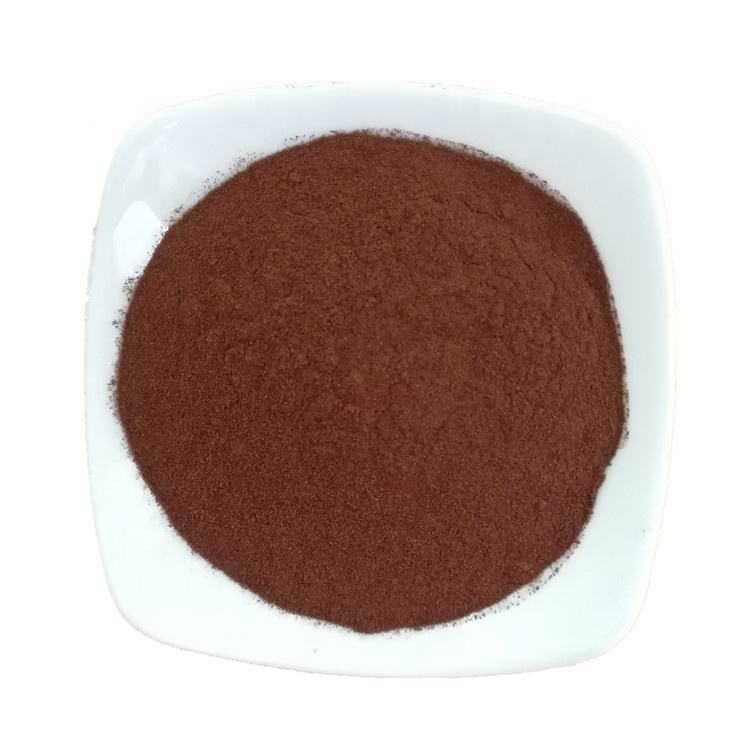 Free sample nice price nutrition supplements instant black tea extract powder black tea powder