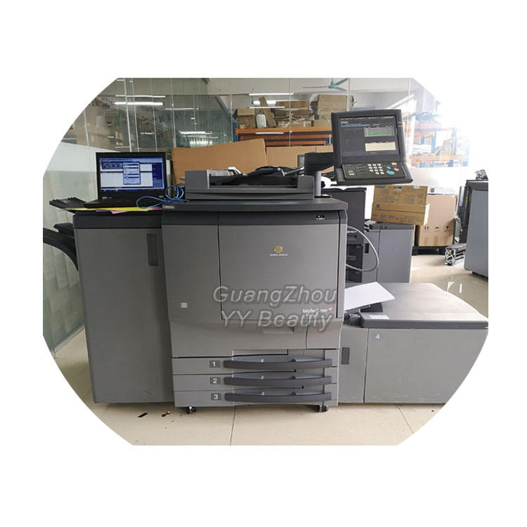 Used Digital Press Photocopy Machine Konica Minolta Bizhub Press C6500 C5500 Used Copiers