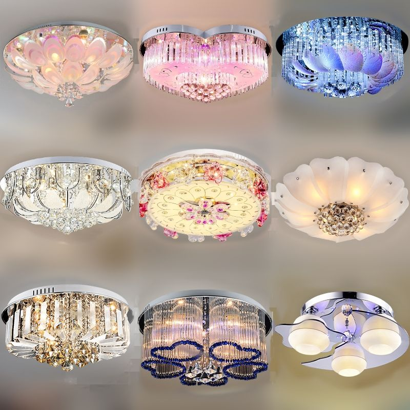 ALibaba supplier fancy ceiling lights luxury mp3 modern fancy led lights for home hotel