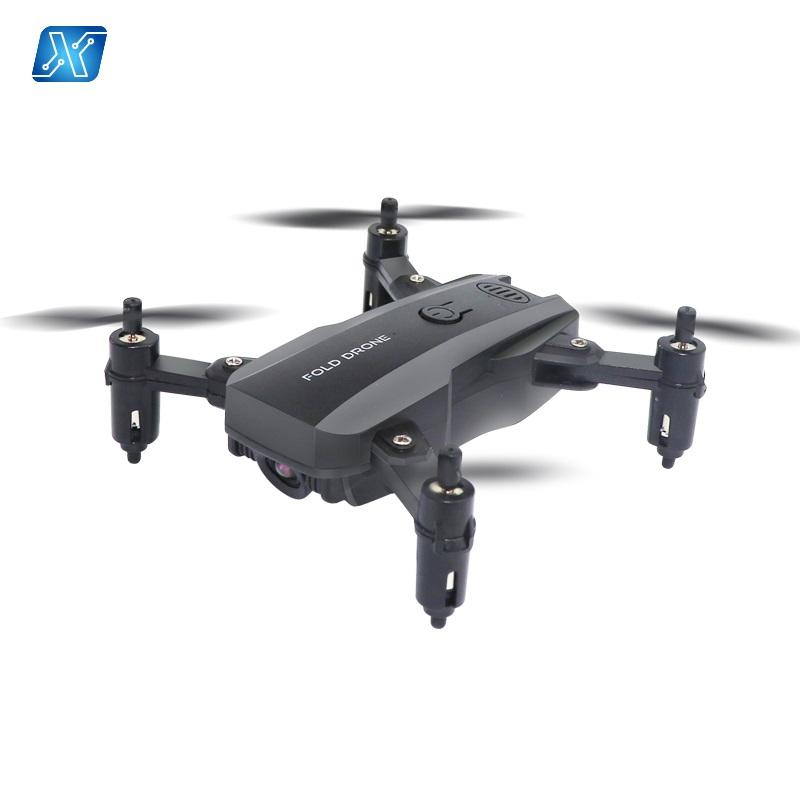 Newly Mini Drone Foldable Pocket Quadcopter wifi drone