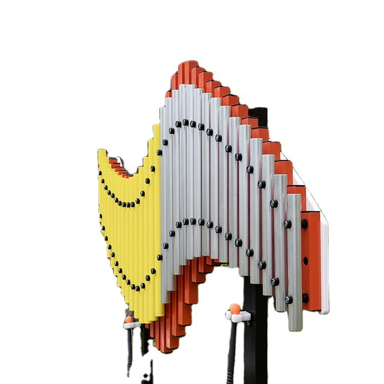 Wolesesale percussion instrument music wind chime as crane sports fitness equipment toy from china