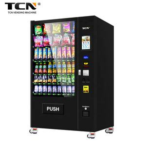 TCN Combo Snack Drink 10 Inches Touch Screen Vending Machine combo vending machine