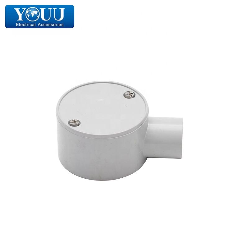 YOUU Cable Junction Box Junction Box 1 Way JB1-20 PVC Pipe fittings Australia Junction Box