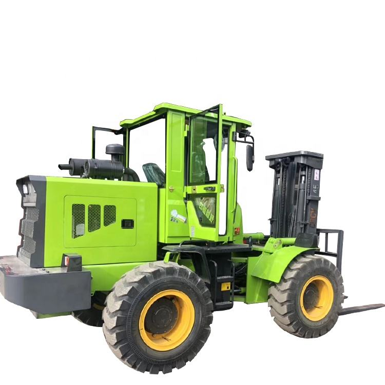 3 ton yale 3-way forklift with spare parts for forklift