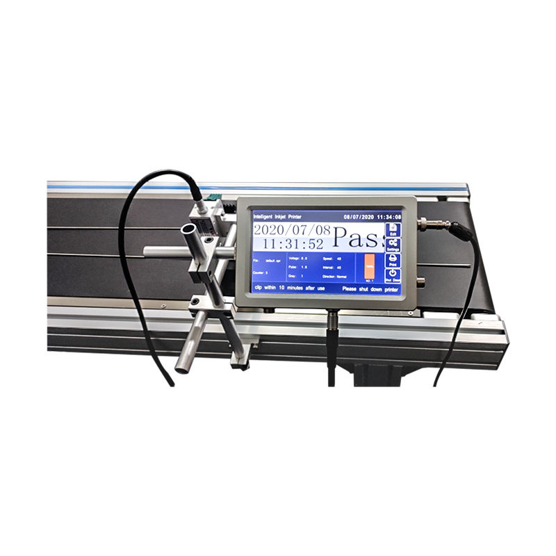 Industriële Grote Touch Screen MX1Pro Inkjet <span class=keywords><strong>Printer</strong></span> Tijd Digitale Editor-Gratis Tekst <span class=keywords><strong>Combinatie</strong></span>